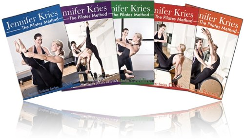 Pilates DVD Jennifer Kries Master Trainer Series