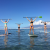 SUPilates: Pilates on the Water