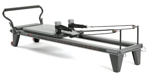 balanced body Pilates Allegro Reformer