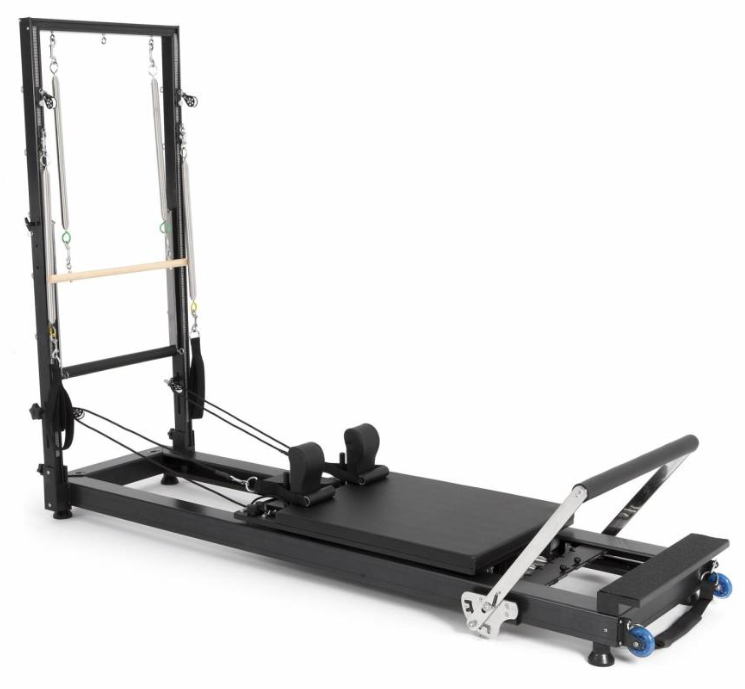 Elina Pilates Aluminium reformer HL 1 with tower